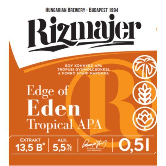 RIZMAJER EDGE OF EDEN 0,5 l